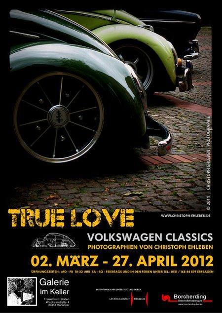 PLAKAT true love 720