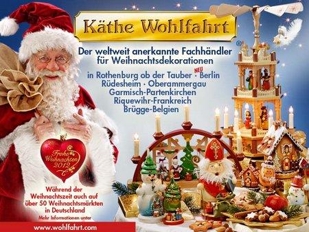 Käthe Wohlfahrt Weihnachtsartikel