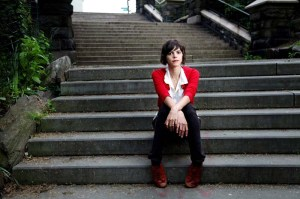 Valeria Luiselli May 22, 2012 was born in Mexico City in 1983 and now lives in New York, where she is completing a PhD at Columbia University.